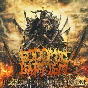 SODOMIC BAPTISM - Black Fire Pandemonium