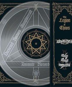 PURGATORY / DARKENED NOCTURN SLAUGHTERCULT - Split CD