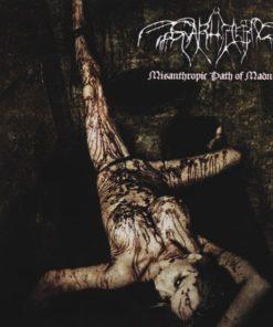 SVARTTJERN - Misanthropic Path Of Madness