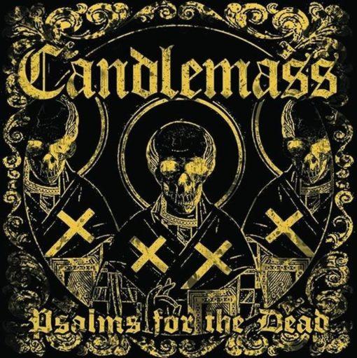 CANDLEMASS - Psalms For The Dead (CD+DVD - mediabook)