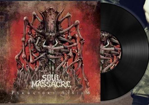 SOUL MASSACRE - Purgatory System (LP)
