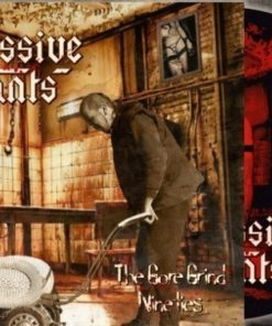 AGGRESSIVE TYRANTS - The Gore Grind Nineties