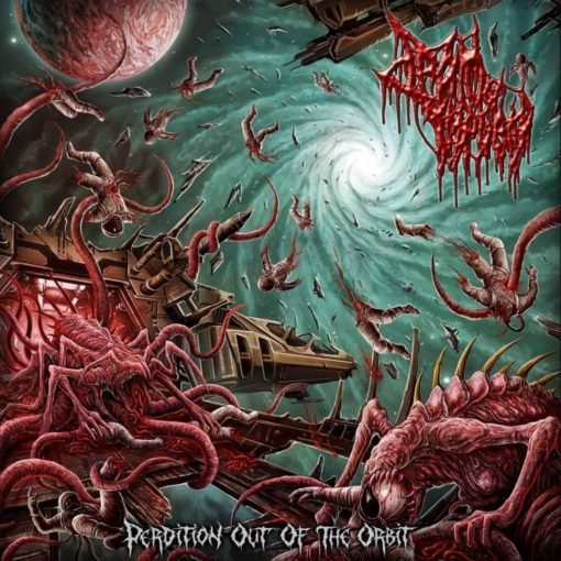 DRAIN OF IMPURITY - Perdition Out The Orbit