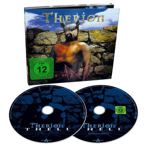 THERION - Theli (CD+DVD)