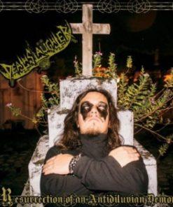 DEATHSLÄUGHTER - Resurrection Of An Antediluvian Demon