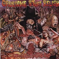 GRUESOME STUFF RELISH - Teenage Giallo Grind + Cannibal Ferox