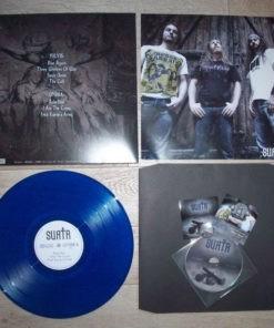 SURTR - Pulvis et Umbra (LP+CD)