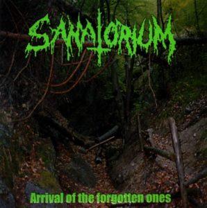 """PAŘÁT VYDÁ V REEDICI PO 20 LETECH PRVNÍ ALBUM SANATORIUM """"Arrival Of The Forgotten Ones"""""""