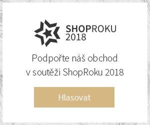 Podpořte nás v hlasování o Shop Roku 2018