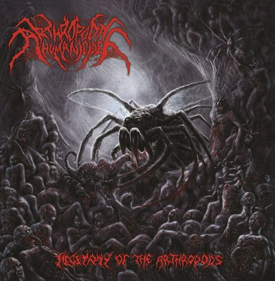 ARTHROPODAL HUMANICIDE - Hegemony Of The Arthropods