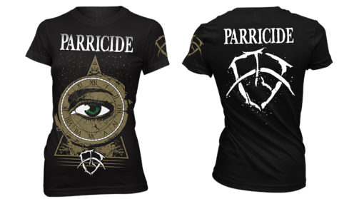 PARRICIDE - Incidents In The Extinct Spot
