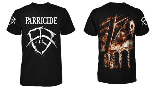PARRICIDE - The Threnody For The Tortured