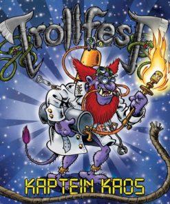 TROLLFEST - Kaptein Kaos (CD+DVD)