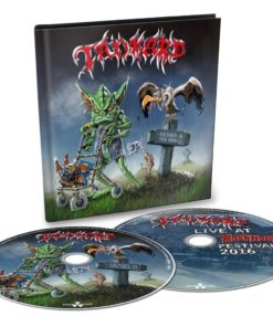 TANKARD - One Foot On The Grave (2CD)