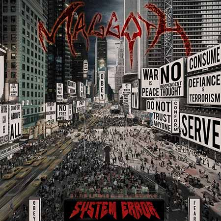 MAGGOTH - System Error