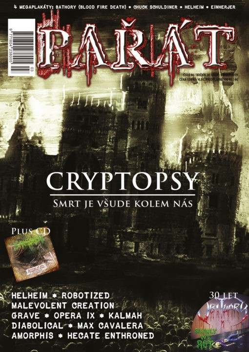 PAŘÁT MAGAZINE - Číslo 86