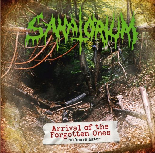 SANATORIUM - Arrival Of The Forgotten Ones... 20 Years Later