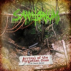 "SANATORIUM O REEDICI ""Arrival Of The Forgooten Ones"""