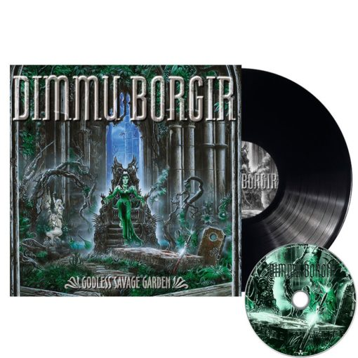 DIMMU BORGIR - Godless Savage Garden (LP+CD)