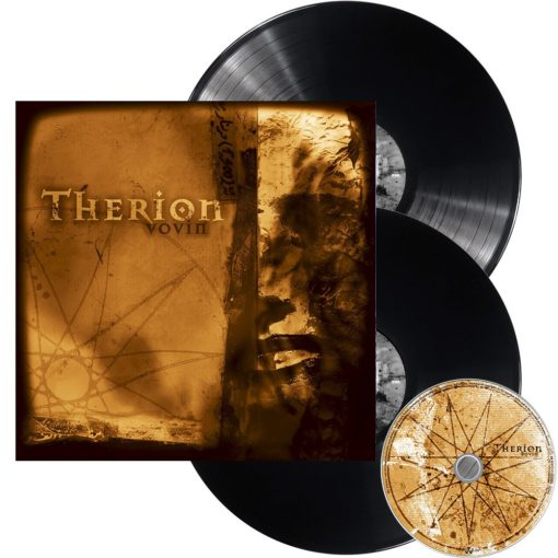 THERION - Vovin (2LP+CD)