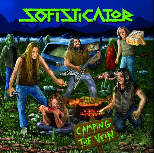SOFISTICATOR - Camping The Vein (LP)