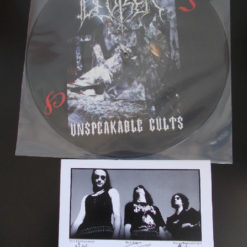 DEVISER - Unspeakable Cults (picture LP)