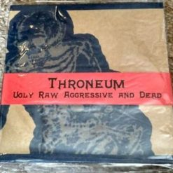 THRONEUM - Ugly Raw Aggressive And Dead (2CD digipak)