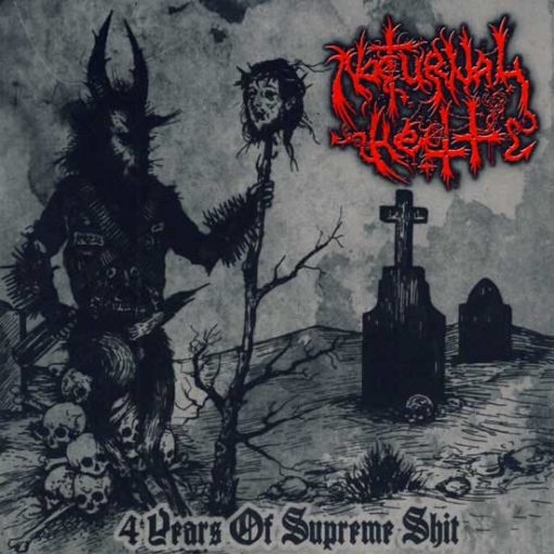 NOCTURNAL HELL - 4 Years Of Supreme Shit