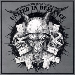 FETID ZOMBIE / NECRONOMICON BEAST - United In Defiance