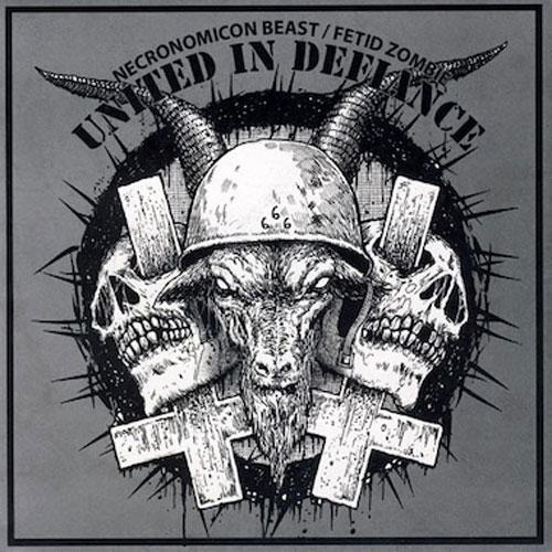 FETID ZOMBIE / NECRONOMICON BEAST - United In Defiance