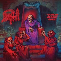 DEATH - Scream Bloody Gore (2CD)
