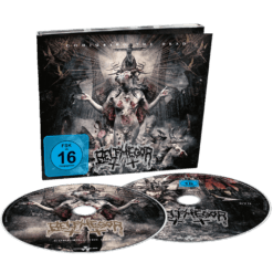 BELPHEGOR - Conjuring The Dead (CD+DVD)