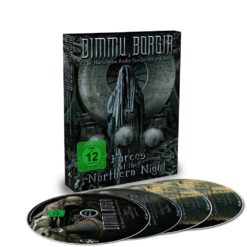 DIMMU BORGIR - Forces Of The Northern Night (2CD+2DVD)