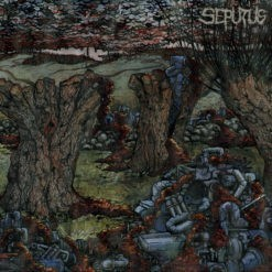SEPUTUS - Man Does Not Give (LP)