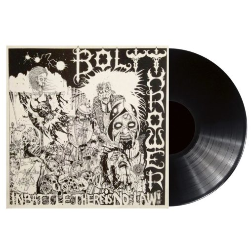 BOLT THROWER - In Battle There´s No Law