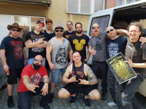 CUTTERRED FLESH & POPPY SEED GRINDER – Česká deathmetalová expanze na Balkán!