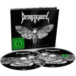 DEATH ANGEL - The Evil Divide (CD+DVD)