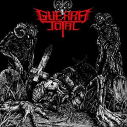 GUERRA TOTAL - Antichristian Zombie Hordes (LP red)
