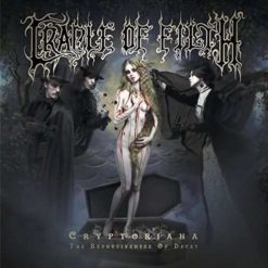 CRADLE OF FILTH - Cryptoriana-The Seductiveness Of Decay  (2LP)